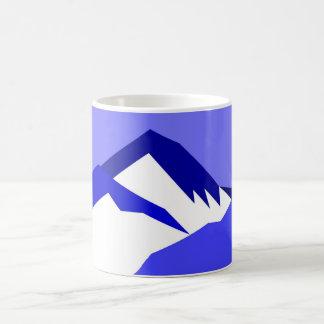 Everest Blue - Art Gallery Selection Classic White Coffee Mug