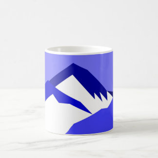Everest Blue - Art Gallery Selection Coffee Mug