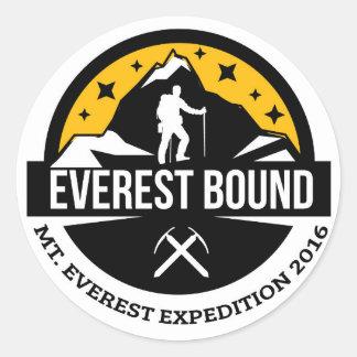 Everest Bound Sticker