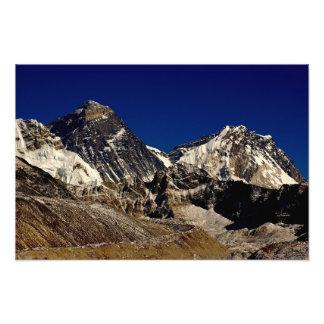 Everest y Nuptse Fotografia
