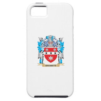 Everett Coat of Arms - Family Crest iPhone 5 Case