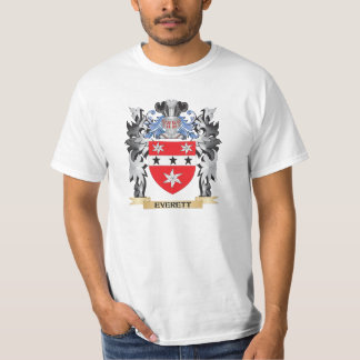 Everett Coat of Arms - Family Crest T-shirts