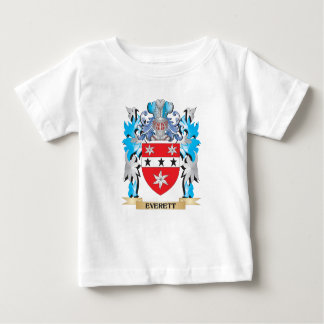 Everett Coat of Arms - Family Crest Tee Shirts