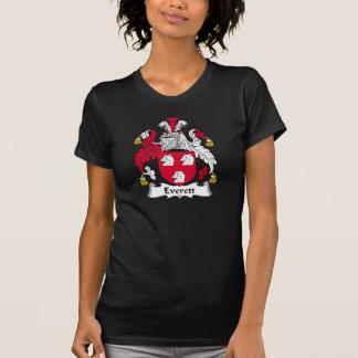Everett Family Crest Tee Shirts