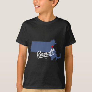Everett Massachusetts MA Shirt