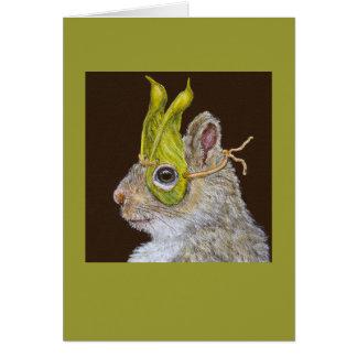 Everett the squirrel card