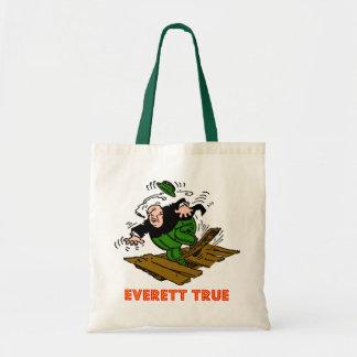 Everett verdad toma un viaje bolsas