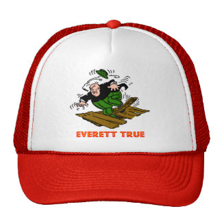 Everett verdad toma un viaje gorro