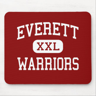 Everett - Warriors - Senior - Everett Pennsylvania Mouse Pad