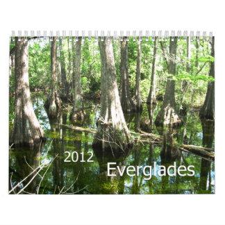 Everglades 2012 Calendar