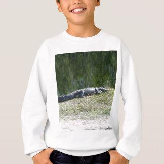 Everglades - aligator sweatshirt