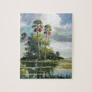 Everglades Art Puzzles