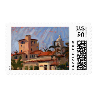 Everglades Club postage stamp