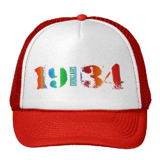 Everglades National Park - 1934 Hat