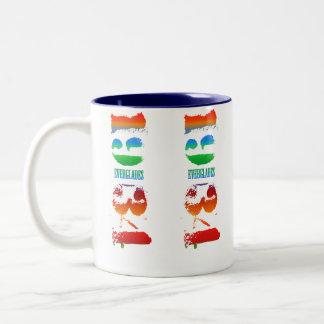 Everglades National Park - 1934 Two-Tone Coffee Mug