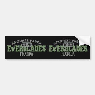 Everglades National Park Car Bumper Sticker