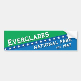 Everglades National Park Bumper Sticker