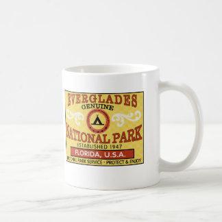 Everglades National Park Coffee Mug