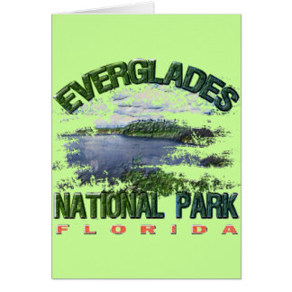 Everglades National Park, Florida Greeting Card