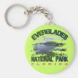Everglades National Park, Florida Basic Round Button Keychain