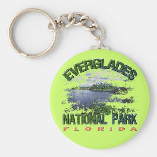 Everglades National Park, Florida Keychain
