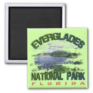 Everglades National Park, Florida Magnet