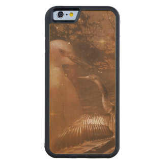 Everglades - National Park in Florida Carved Maple iPhone 6 Bumper Case