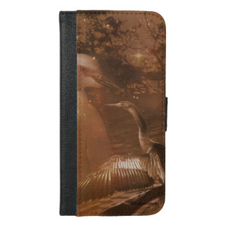 Everglades - National Park in Florida iPhone 6/6s Plus Wallet Case