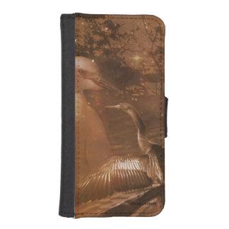 Everglades - National Park in Florida iPhone SE/5/5s Wallet Case