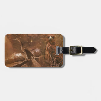 Everglades - National Park in Florida Luggage Tag