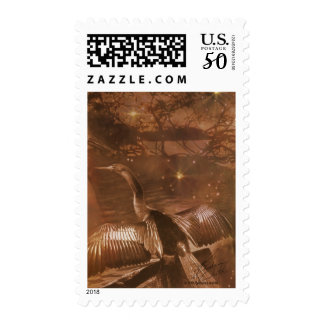Everglades - National Park in Florida Postage