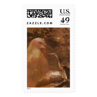 Everglades - National Park in Florida Postage