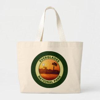 Everglades National Park Large Tote Bag
