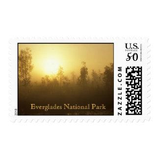 Everglades National Park Sunrise Postage