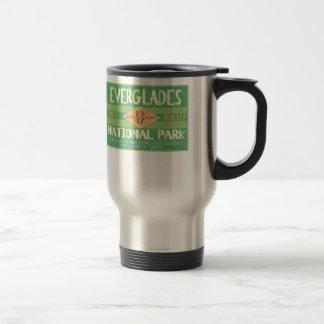 Everglades National Park Travel Mug