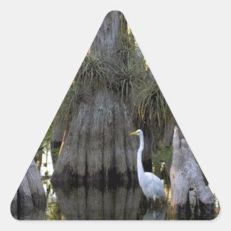 Everglades National Park Triangle Sticker