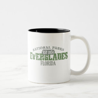 Everglades National Park Two-Tone Coffee Mug