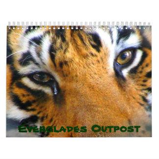 Everglades Outpost 2015 Calendar