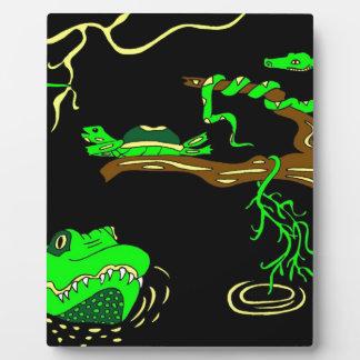 Everglades Plaque