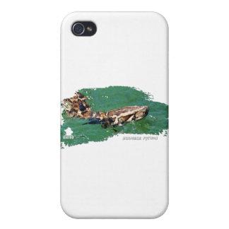Everglades Python 01 iPhone 4 Cover