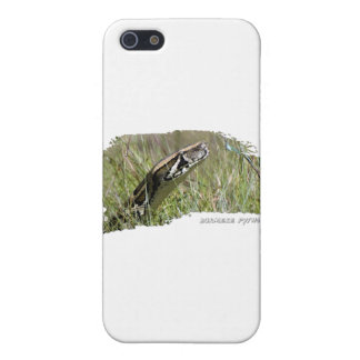 Everglades Pythons 02 iPhone SE/5/5s Case