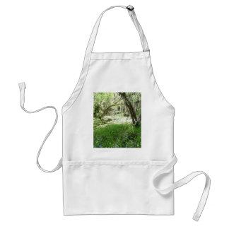 Everglades - swamp - marsh adult apron
