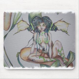 Everglades Tattoo Faery Mouse Pad