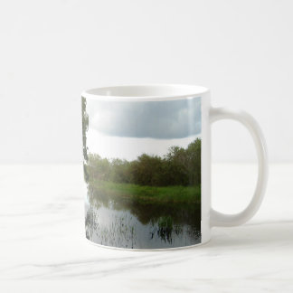 Everglades Waterway Coffee Mug