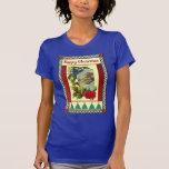 Evergreen at Christmas T Shirt