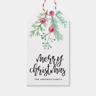 berry gift tags gift enclosures zazzle