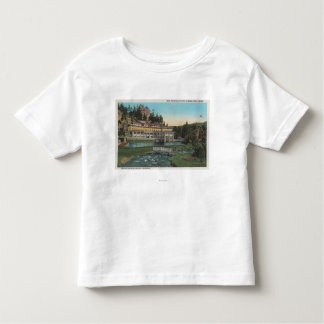 Evergreen, CO - Troutdale Hotel, Bear Creek Toddler T-shirt