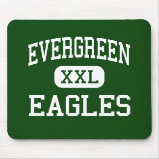 Evergreen - Eagles - Junior - Salt Lake City Utah Mouse Mat