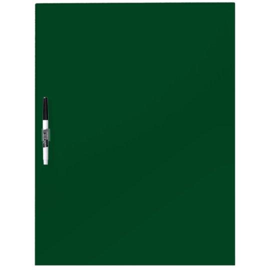 Evergreen Green Dry Erase Board