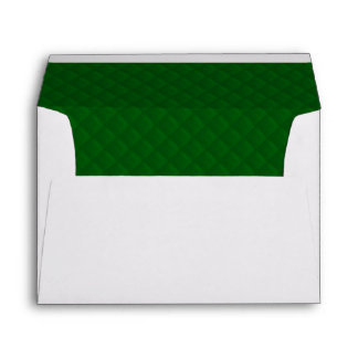 Evergreen Green Quilt Pattern Envelopes